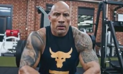 Dwayne Johnson spottet mit Photoshop-Fail über Tom Brady