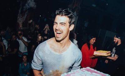 Joe Jonas schockt mit Unten Ohne-Foto