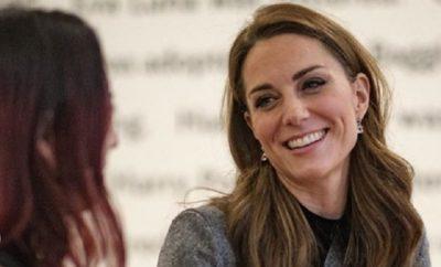 Kate Middleton besucht Meghan Markle vor der Geburt.