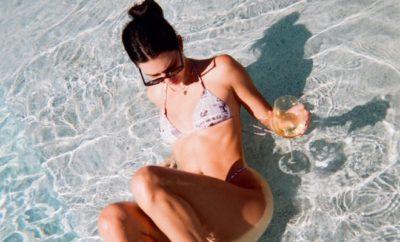 Kendall Jenner: Mutter Kris postet Nackt-Foto.