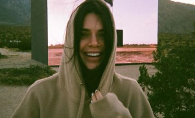 Kendall Jenner kassiert Shitstorm für Oben Ohne-Foto.