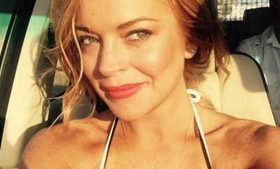 Lindsay Lohan schockt mit radikalem neuen Look.