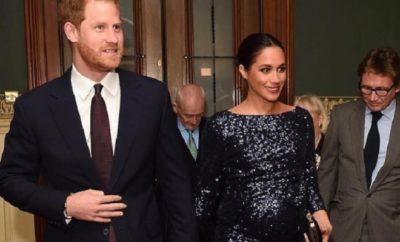 Meghan Markle: Prinz Harry zieht im Netz Kritik auf sich.