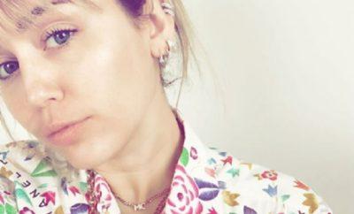 Miley Cyrus feiert Ostern mit Joint und nackter Haut.
