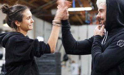 Vampire Diaries-Star Nina Dobrev: Date mit Zac Efron lässt Gerüchteküche brodeln.