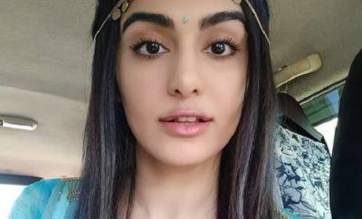 Bollywood-Star Adah Sharma postet bizarres Nackt-Foto