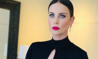 Charlize Theron spricht über Streit mit Angelina Jolie