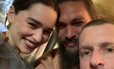 Game of Thrones: Jason Momoa schockt mit heftiger Reaktion auf Game of Thrones-Ende von Emilia Clarke
