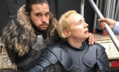 Game of Thrones-Star Gwendoline Christie zeigt sich nackt