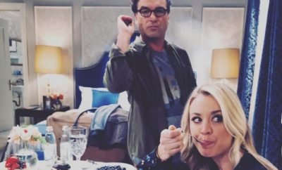 Johnny Galecki hatte Sex in Big Bang Theory-Umkleide ohne Kaley Cuoco