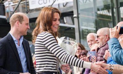 Kate Middleton macht sich über peinlichen Fauxpas von Prinz William lustig