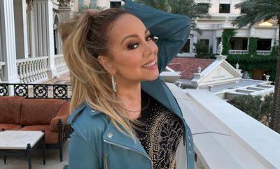 Mariah Carey wirft benutztes Taschentuch auf die Bühne