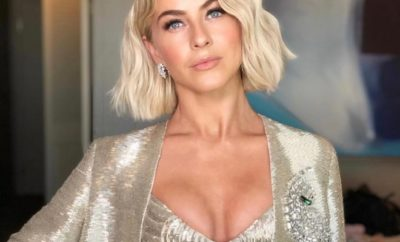 Julianne Hough: Peinlicher Schock-Unfall bei Billboard Awards