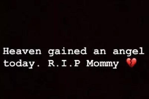 Demi Rose betrauert Tod ihrer Mutter auf Instagram.
