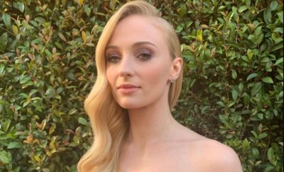 Game of Thrones-Star Sophie Turner wollte Date mit Matthew Perry
