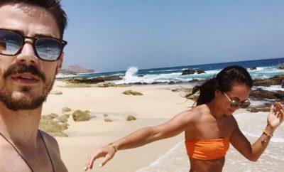 Grant Gustin zeigt nackten Po auf Instagram