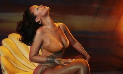 Rihanna: Ex Chris Brown likt sexy Instagram-Foto