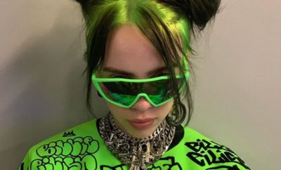 Billie Eilish flippt wegen Oben Ohne-Foto total aus