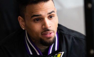 Chris Brown schockt mit bizarrem Gesichtstattoo