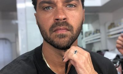 Grey's Anatomy-Star Jesse Williams schockt mit Masturbationsstory