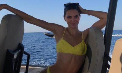 Kendall Jenner kassiert Kritik für Nackt-Video
