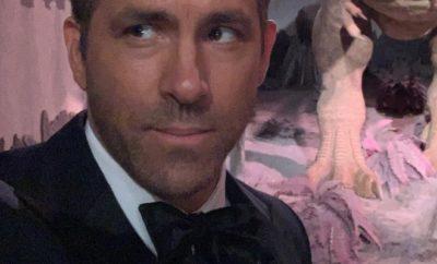 Ryan Reynolds schockt mit rüdem Instagram-Posting